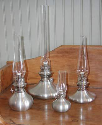 Danforth lamps